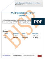 BIP Publisher Practical Guide Part II
