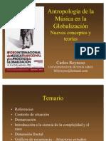 Reynoso Antropologia de La Musica en La Globalizacion