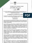 DECRETO 444 PROYECTOS ESPECIALES