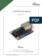 Wiz107sr User Manual en v1.0