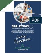 Slcm Portfolio 2011 New