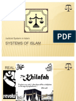 Judicial System in of Islam