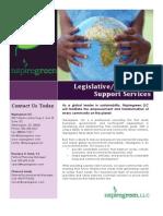 Nspiregreen_LegislativeSupportServices