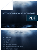 Lecture 1 Hydrocarbon Vision