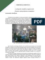 roboti chirurgicali