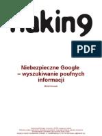 Google Hacking PL