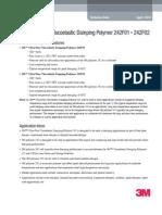 3M Visco Damping Polymer