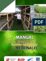 Manual para la producción de hierbas aromáticas