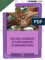 Guia Para ElaboracaodePlanosMunicipaisdeSaneamentoBasico
