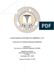 CCA Medical Marijuana Dispensary Application Redacted)