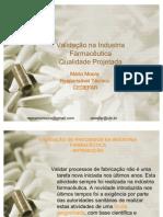 Validação na Industria Farmacêutica2010