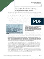 Cisco IT Dual Purpose Data Center Case Study