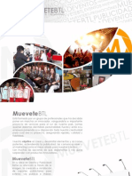 Brochure Muevete