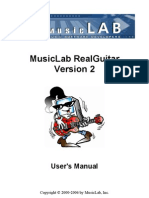Real Guitar 2 Manual