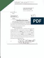 Final Judgement Against Landon Financial Inc  Broward County Florida by RBC Bank