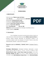 Estudo - Rebeca Lopes Das Neves