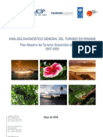 Analisis Diagnostico General Del Turismo en Panama