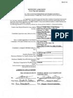 Newt Gingrich's Freddie Mac Agreement