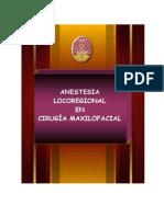 Anestesia Local Infiltrativa