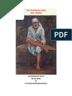 The Wondrous Saint Sri Sai Baba by Pujyasri Narasimhaswamiji