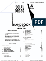Special Forces Handbook - ST 31-180