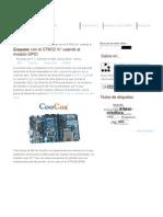 Tutorial STM32F4 Linux | Eclipse (Software) | Entorno de
