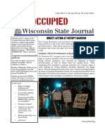 Occupied Wisconsin State Journal III