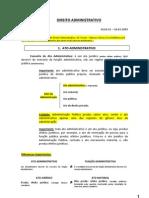 Direito Administrativo - Completo