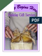 Holidays - Gift Portfolio 2011