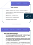 Budget Highlights 2011_1