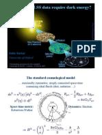 Subir Sarkar- Do CMB & LSS data require dark energy?