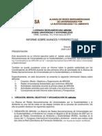 Informe de Coordinación 2010/04