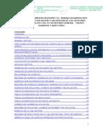 INFORME DE LA COMISIÓN REVISORA Y EL TRABAJO DESARROLLADO REFERENTE A LA EVALUACIÓN Y VALORACIÓN DE LAS GESTIONES 2007