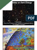 Rocky Kolb- Taking Sides on Dark Energy
