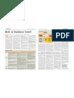 2011 04 30 - Reit or Business Trust