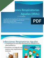 Las Infecciones Respiratorias Agudas (IRAs)
