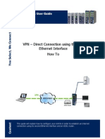 VPN – Direct Connection using the 2nd