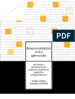 Roffinelli, G. y Artese, M. - Responsabilidad y genocidio. Operativo Intendencia [2007]