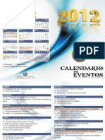 Calendario de Eventos 2012