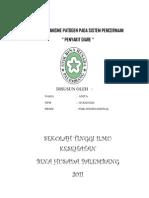 Mikrobiologi ( Sistem Pencernaan Pada Penyakit Diare
