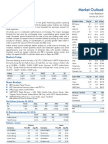 Market Outlook 24th January 2012