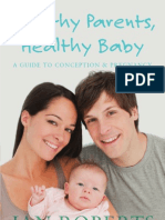 Healthy Parents, Healthy Baby by Jan Roberts Sample Chapter