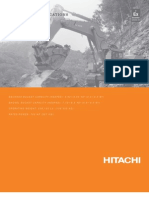Hitachi Ex 1200