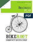 Bike Root Business Plan 2012
