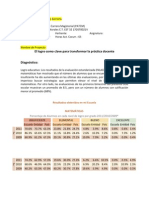 Plan Anual de Trabajo Para Carrera Magisterial (PATCM) para secundaria