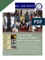SAFE Newsletter January 2012