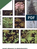 Phytochemistry - Evolution of Metabolic Pathways