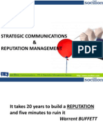 Socilion Reputation Management and Public Relations