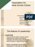 Leadership Across Culture (CP)