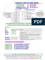 TIJ - 5S Housekeeping Programmes